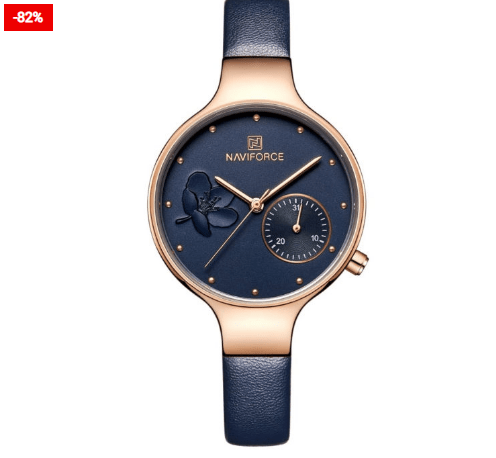 Women Leather Watches Timepiece