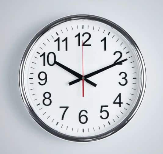 Clocks and Watches At 10:10 As Default Time Setting